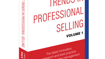 Emerging Trends in Professional Selling
