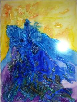 photo Medetation  water color 2012-