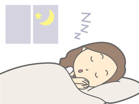 金沢市 60代女性 不眠「ぐっすり眠れた」