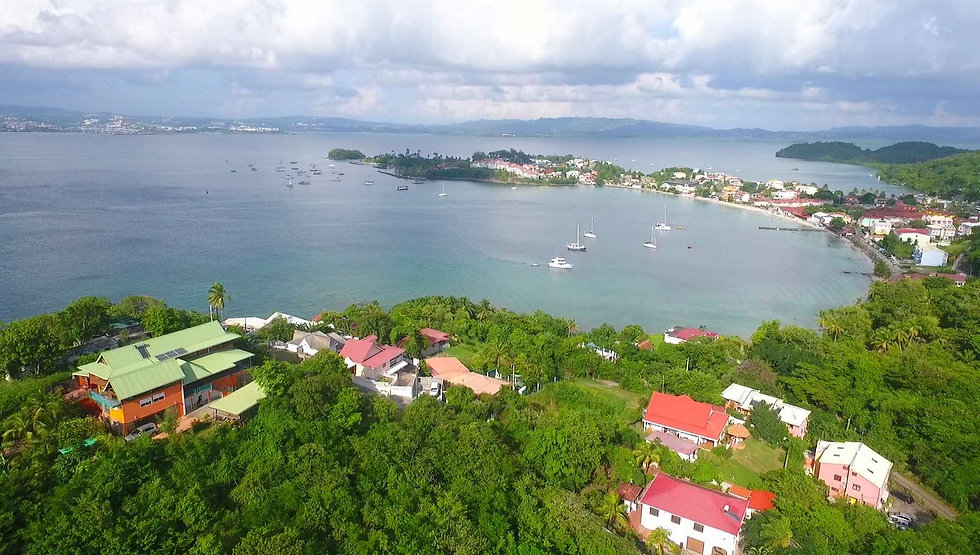 Impératrice Village Martinique
