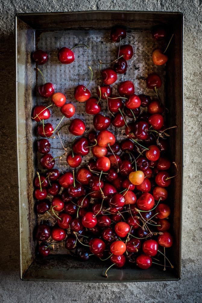 Astuces Confinement & Alimentation : le panier du mois de mai🍒🍓🥦🍆