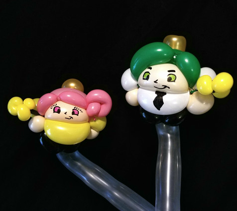 Cosmo and Wanda (Fairly Odd Parents)