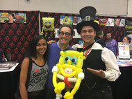 Tom Kenny - The Voice of Spongebob (And many other characters!)