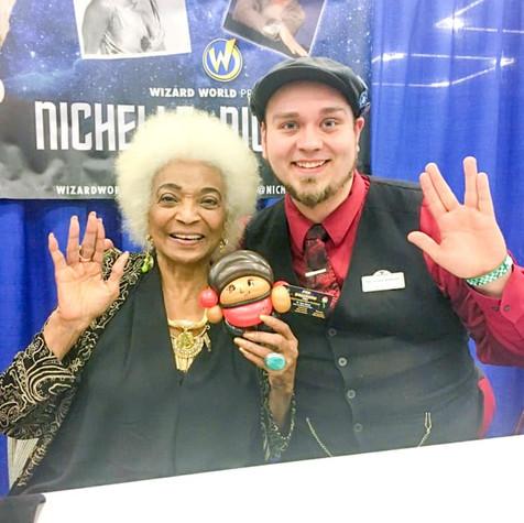 Nichelle Nichols - The Original Uhura (Star Trek)