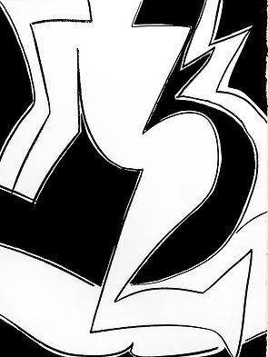 AUSTYN WEINER - BIG, BLACK, AND WHITE
