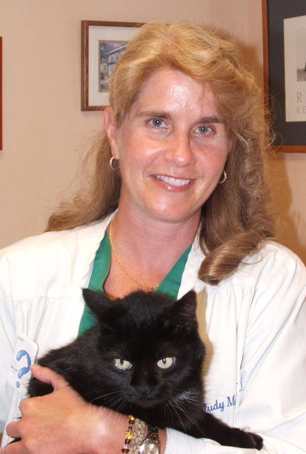 Judy McBeth DVM, CVA