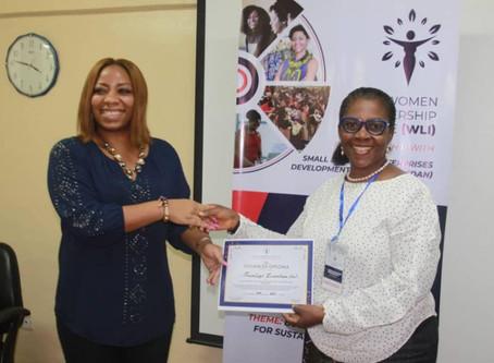 WLI Trains 120 Women in Entrepreneurship Leadership in Lagos, Abuja, Owerri