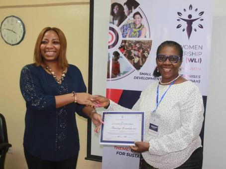 WLI Trains 120 Women in Entrepreneurship Leadership in Lagos, Abuja, Owerri