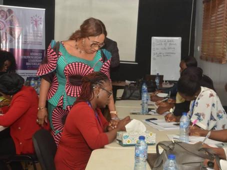 120 WOMEN BAG WLI ENTREPRENEURSHIP, LEADERSHIP MASTERCLASS CERTIFICATION