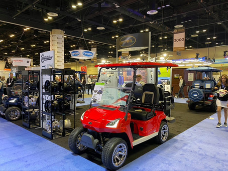 アメリカ「STAR-EV」PGA 2020 Merchandise Show