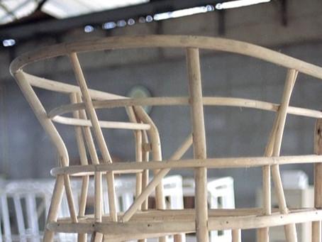 YOTHAKAのラタン家具