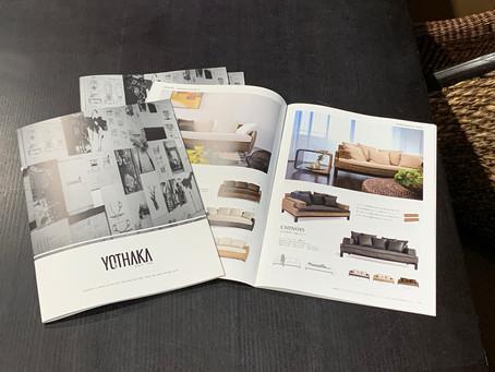 新しいカタログができました!