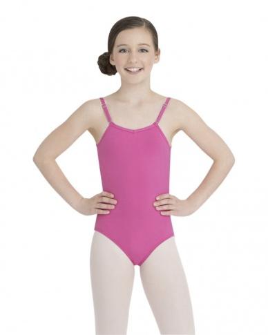 3f496a3e571a1 Child Leotard by Capezio®. Team Basics. Versatile and economical, the adjustable  strap camisole ...