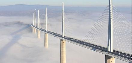 Viaduc de Millau - (Fonte da imagem Viad