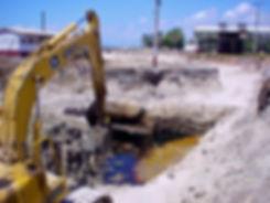 Remediación suelo contaminado