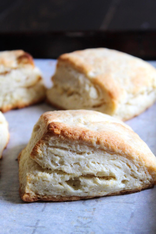 Basic Biscuits | eatlovegarlic.com
