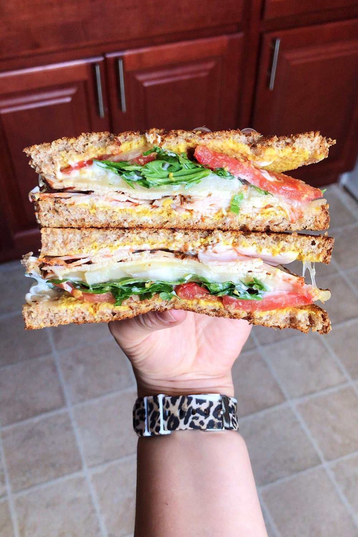 Carly's Famous Sandwich