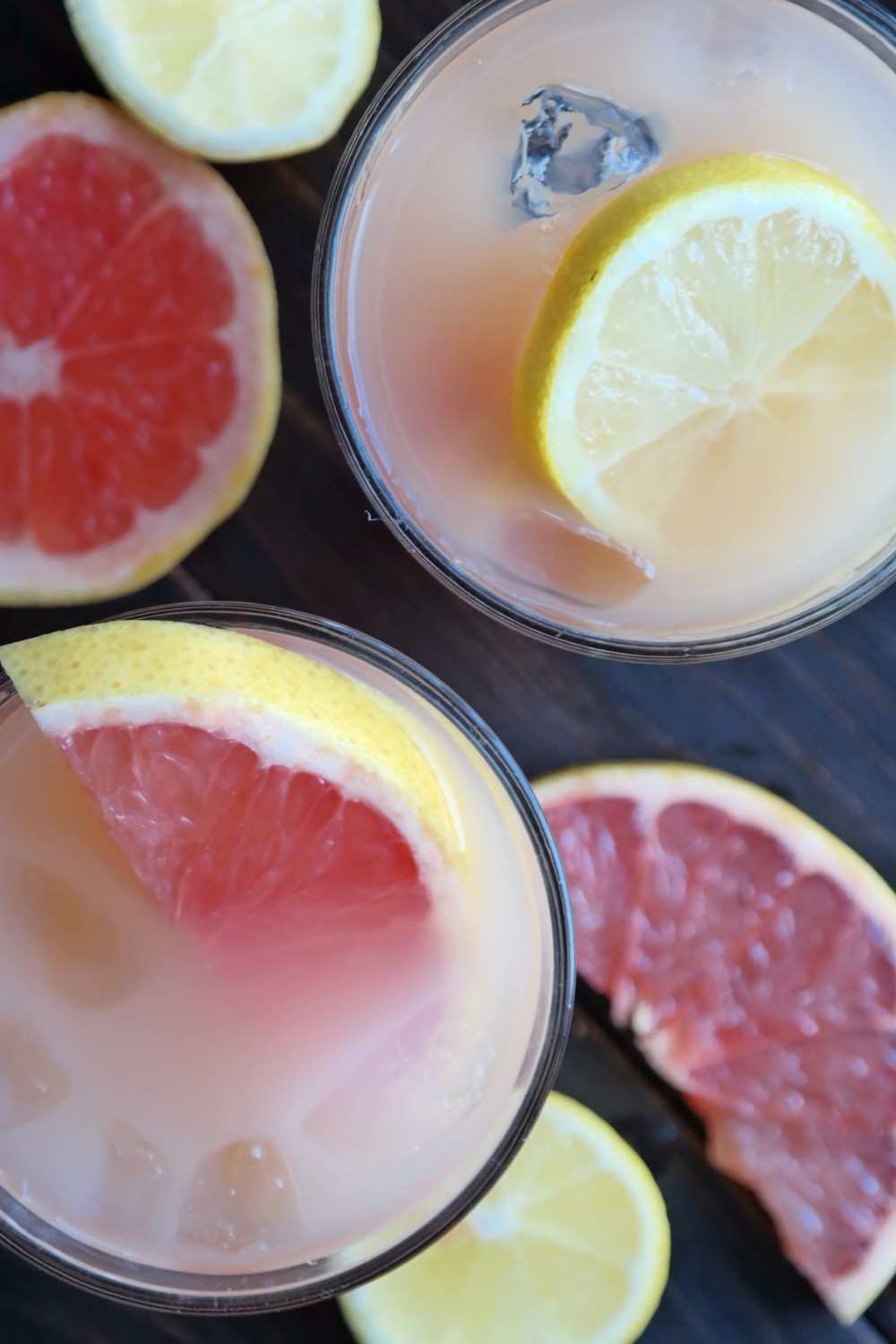 Grapefruit & Meyer Lemon Crush | eatlovegarlic.com @eatlovegarlic