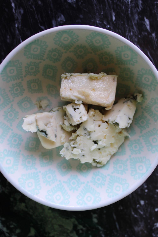 The Best Blue Cheese Dressing | eatlovegarlic.com