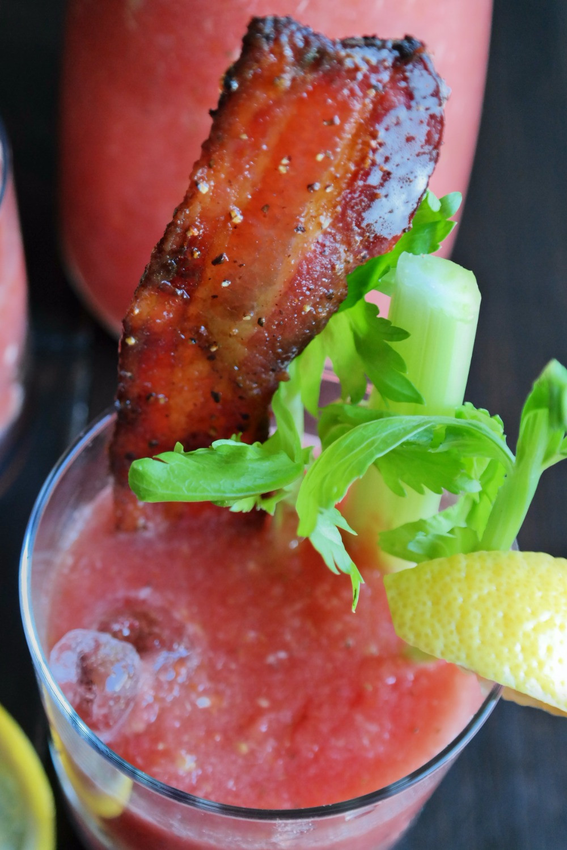 Bloody Carl's | eatlovegarlic.com @eatlovegarlic