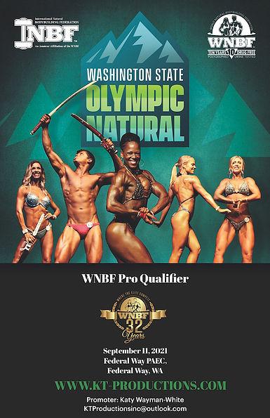 2021 INBF Washington State Olympic Champ