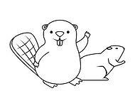 127835775-stock-vector-cute-beaver-and-o