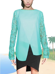 TURQUOISE FORMAL
