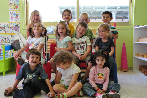Reflections from a Montessori classroom – Why we love working with children!
