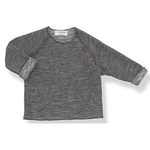 One More in the Family - Picasso Sweatshirt - Cacao