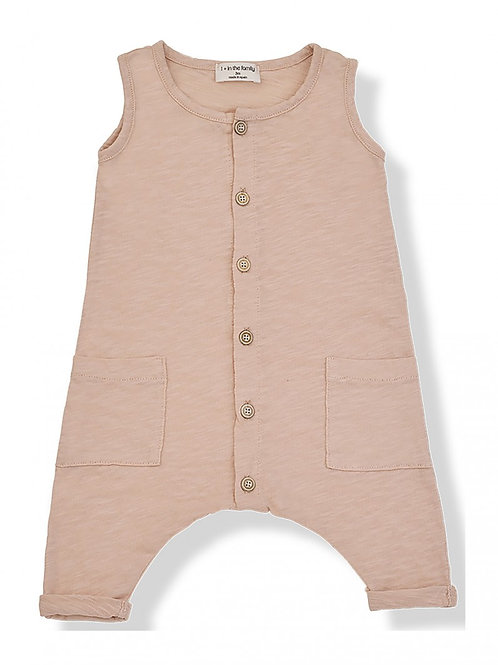 One More in the Family - Wassily Jumpsuit - Alba