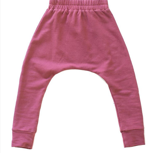 Harem Pants - Plum