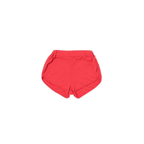 Track Shorts - Coral