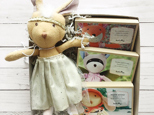 Juliette Rabbit Dress Up Set