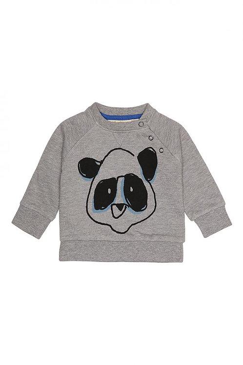 Alexi Sweatshirt - Panda Grey Melange