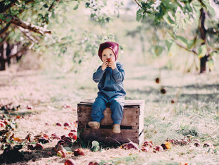 MINIMALIST SUSTAINABLE CLOTHING FOR CHILDREN | CAMERA-READY FOR FALL MINIS GRAY LABEL & BEAU HUD
