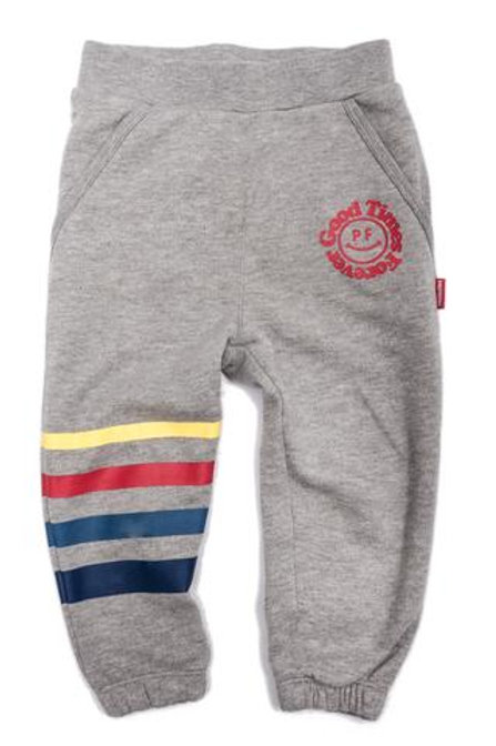 Good Time Forever Jogger - Heather Gray