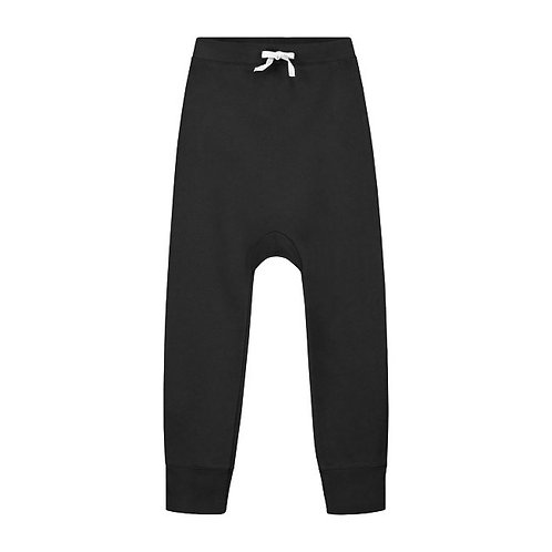 Baggy Pants Seamless - Nearly Black