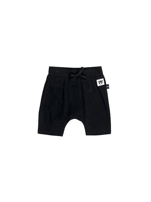 Classic Black Shorts