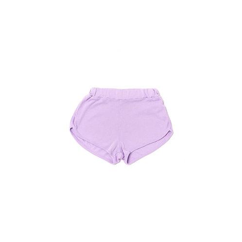 Track Shorts - Pastel Violet
