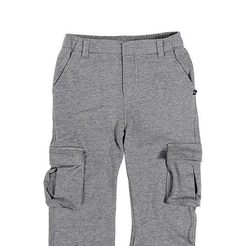 Cargo Lounge Pants - Grey