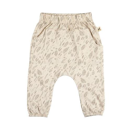 Harem Pants - Foilage