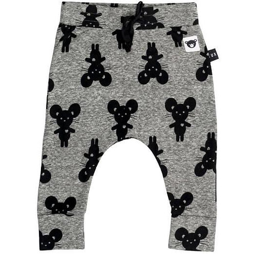 Charcoal Mouse Pant
