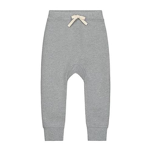 Baggy Pants Seamless - Grey Melange