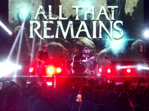 """""""All That Remains"""""""
