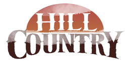 Hill Country fun web store logo backgrou