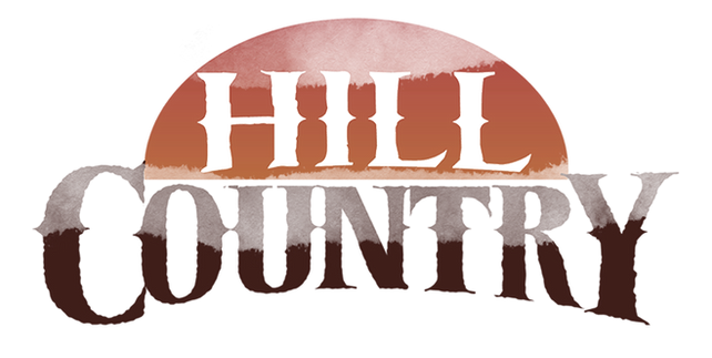 Hill Country fun web store logo backgrou