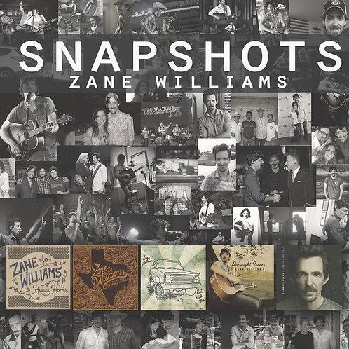 Snapshots - CD