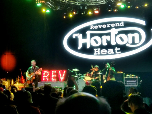 """Reverend Horton Heat"""