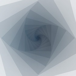 """Gray Square Spiral"""