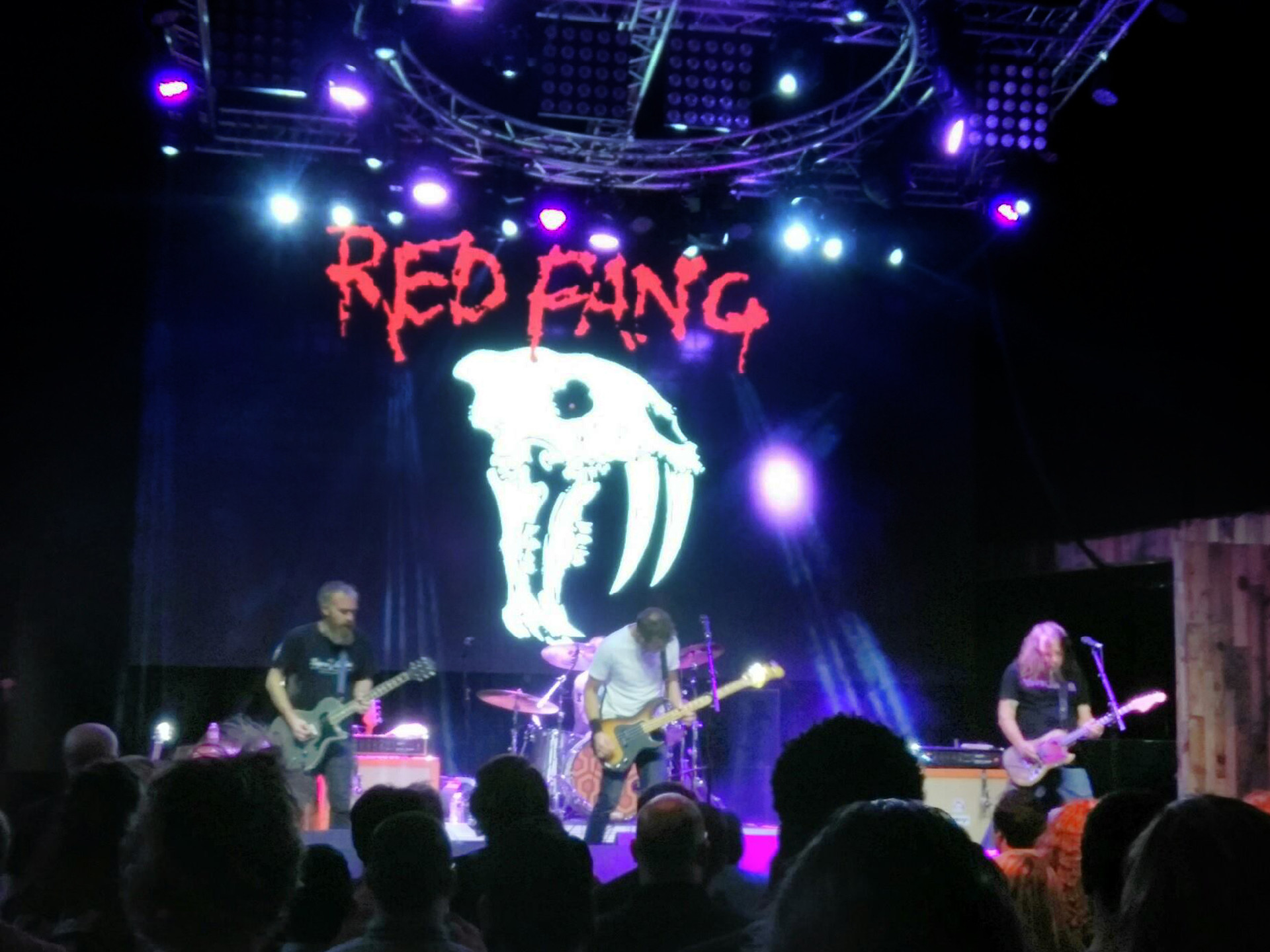 """Red Fang"""